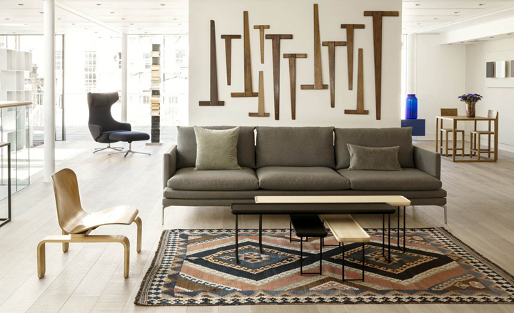 the conran shop unveils a new look for its marylebone store in