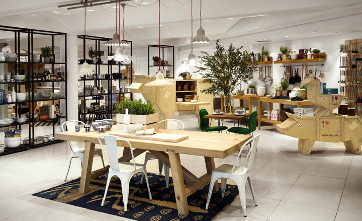 The Conran Shop Unveils A New Look For Its Marylebone