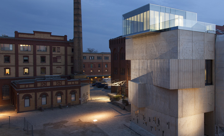 Museum For Architectural Drawing Berlin tchoban foundation museum for architectural drawing, berlin,