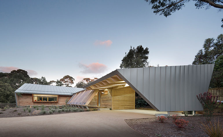 Somers beach house by march studio australia wallpaper for Beach house designs melbourne