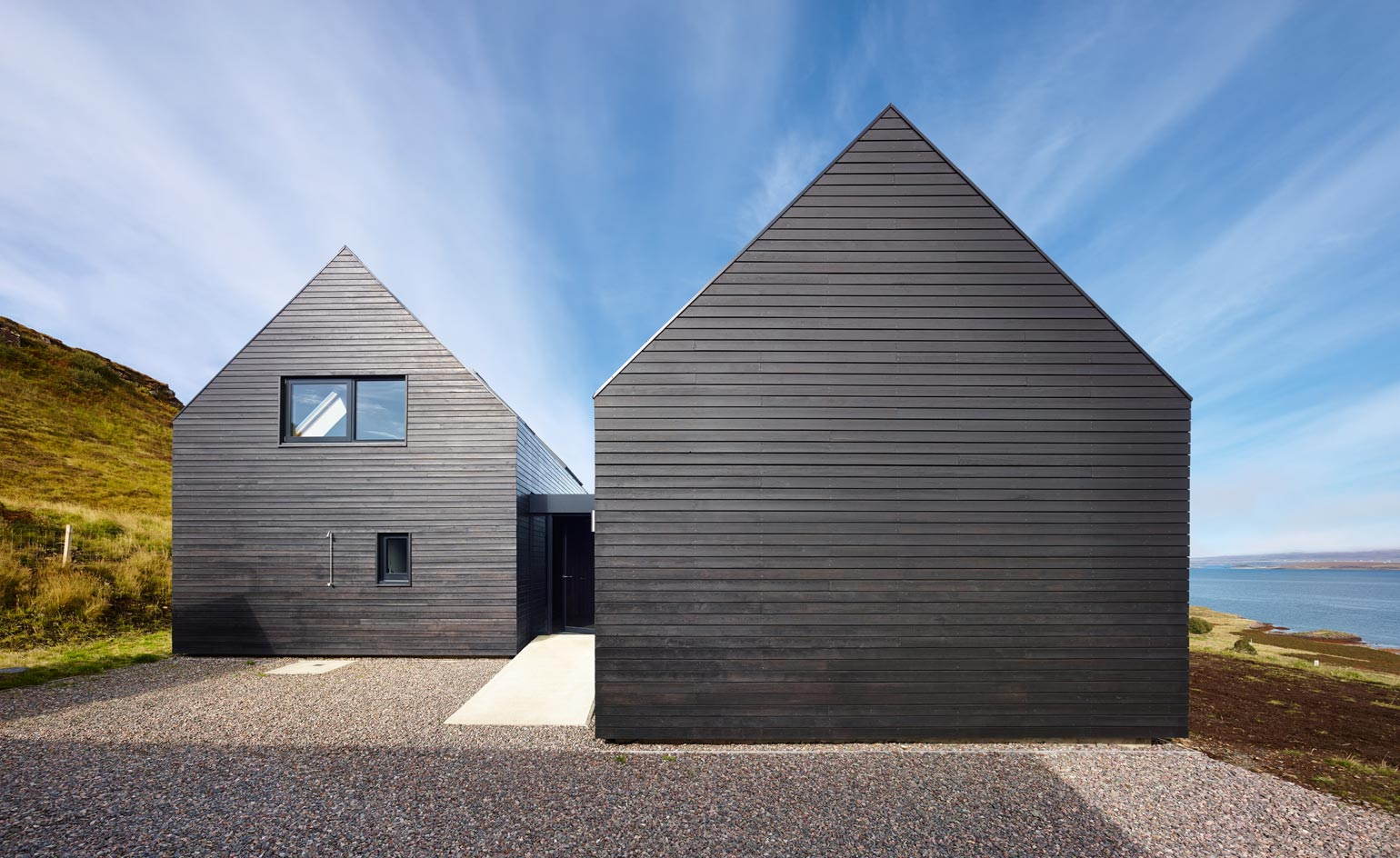 Colbost house dualchas architects reinvent the scottish - Forster architekt ...