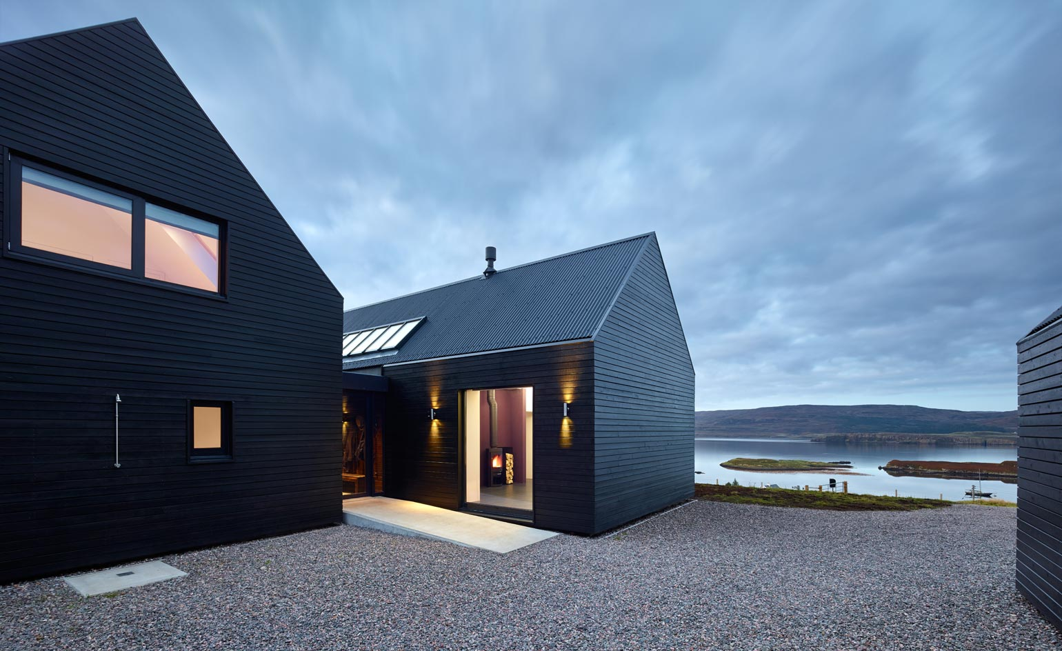 Colbost House Dualchas Architects Reinvent The Scottish