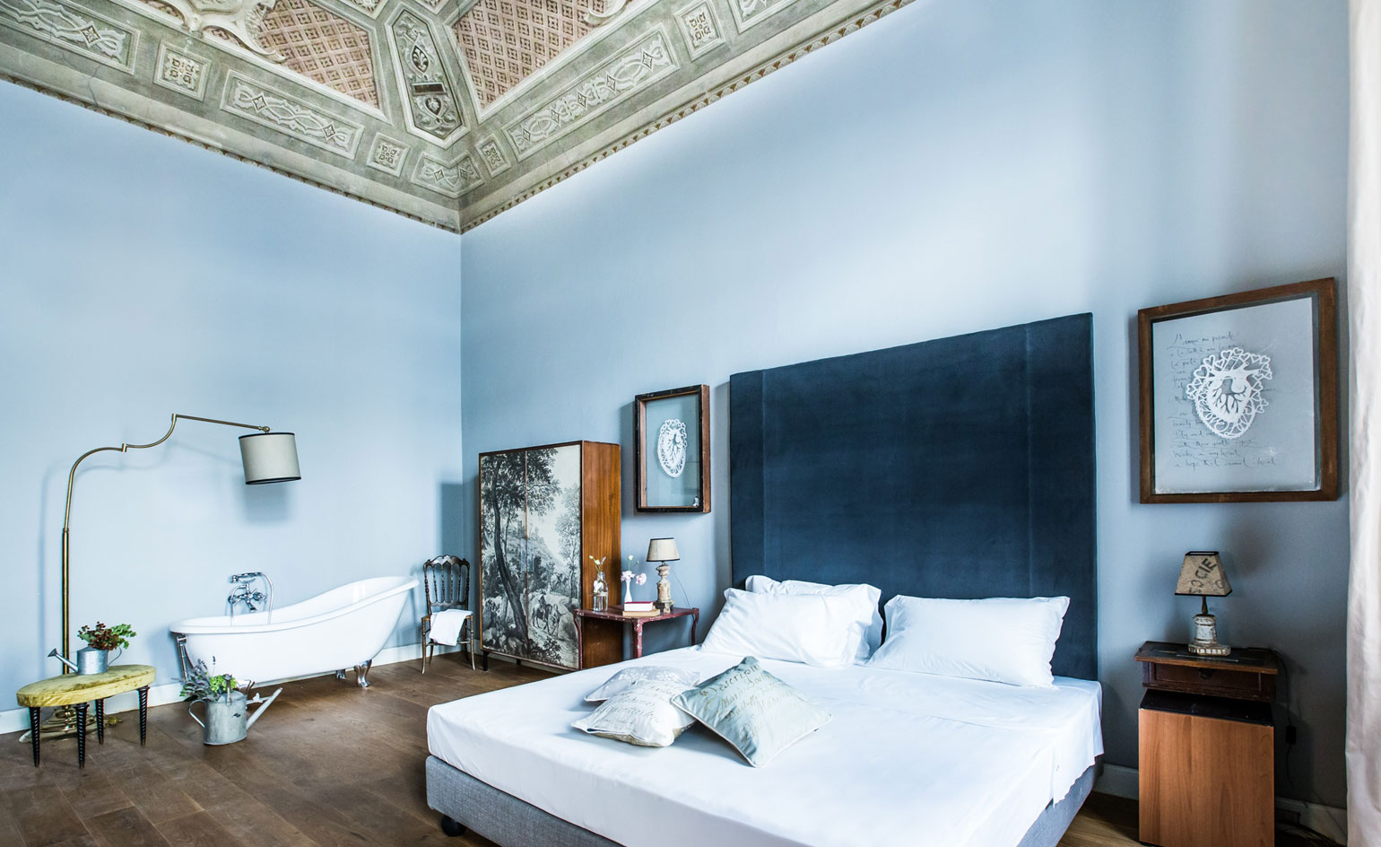 Soprarno suites hotel review florence italy wallpaper for Hotel design florence italie