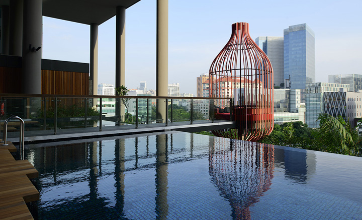 infinity pool singapore wallpaper. Infinity Pool Singapore Wallpaper