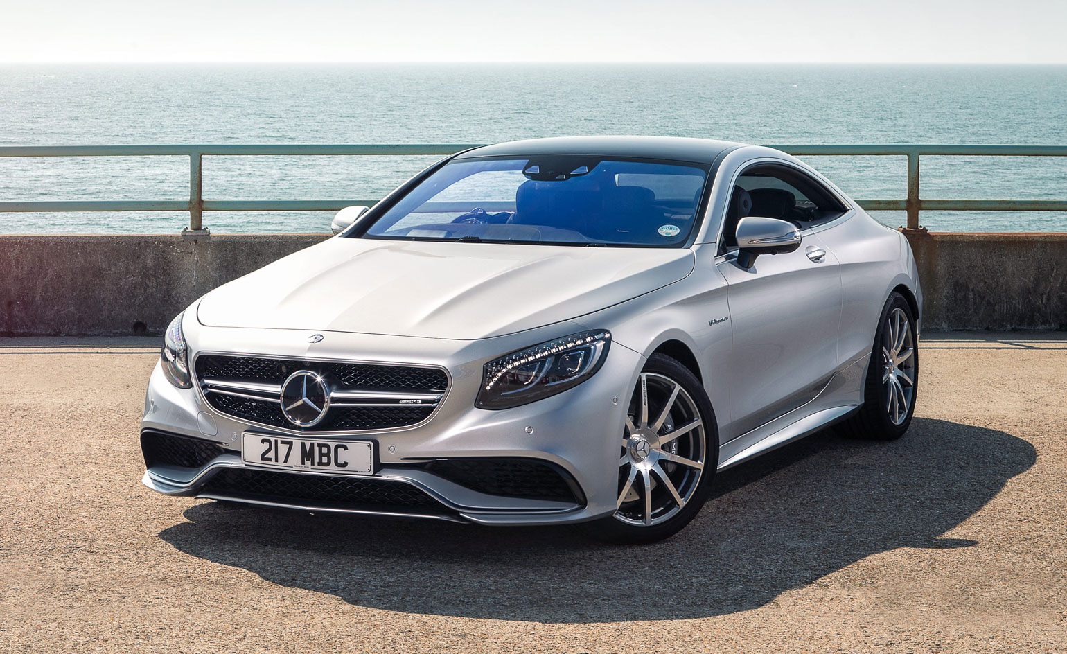 Mercedes benz takes us back to the future with the s63 amg for Mercedes benz lifestyle