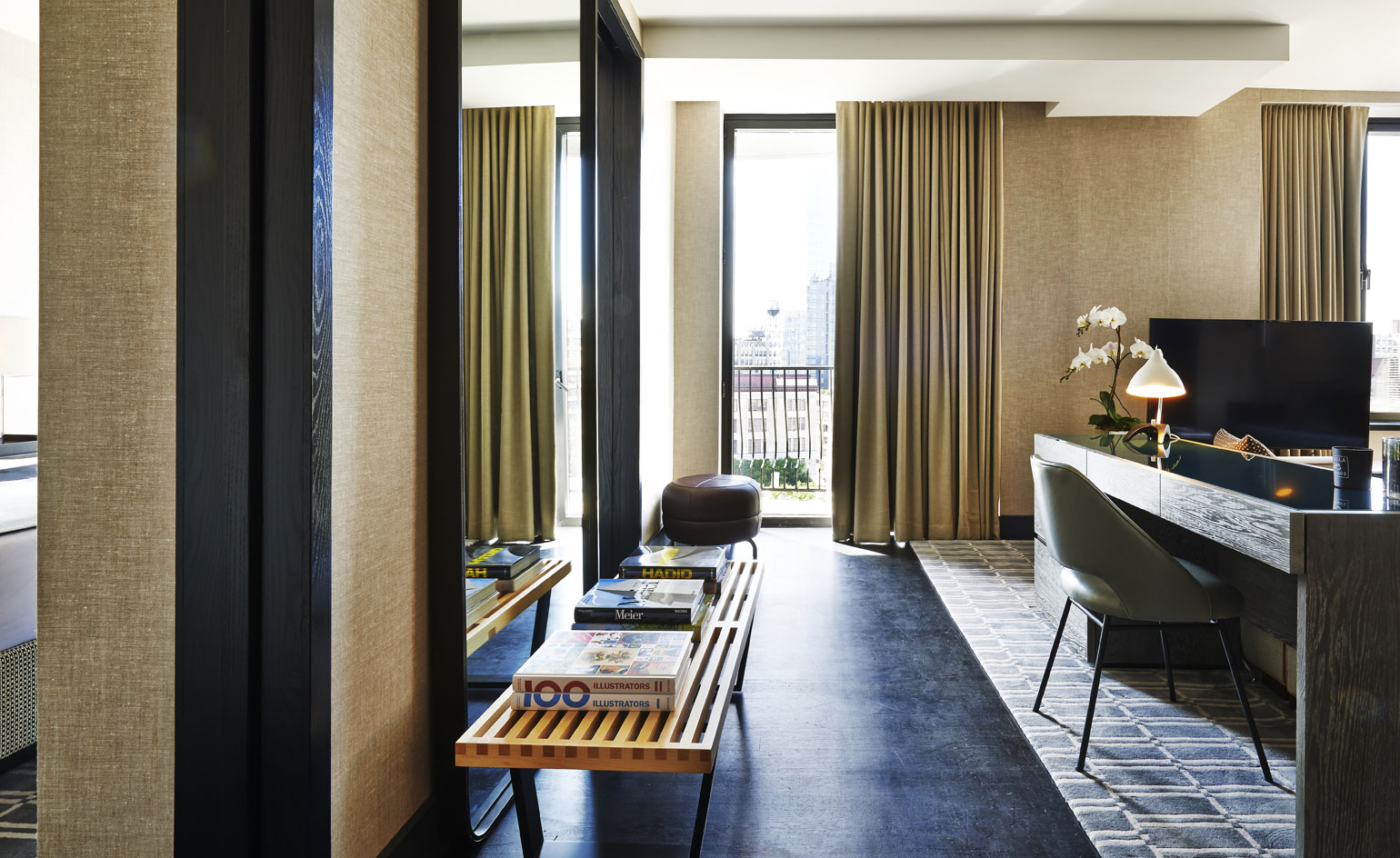 Sixty soho hotel review new york usa wallpaper for Sixty hotel new york