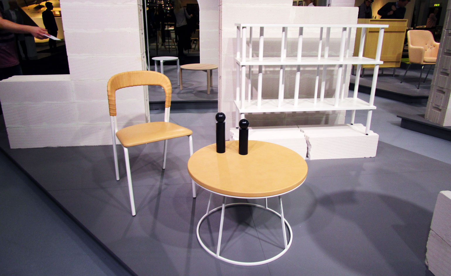 Stockholm Furniture Fair : Bright young stars the stockholm furniture fair adds