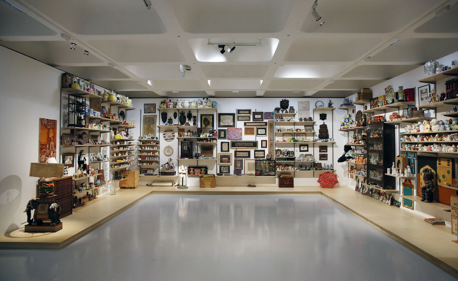 the barbican u0026 39 s latest show opens the doors to artists u0026 39  cabinets of curiosities