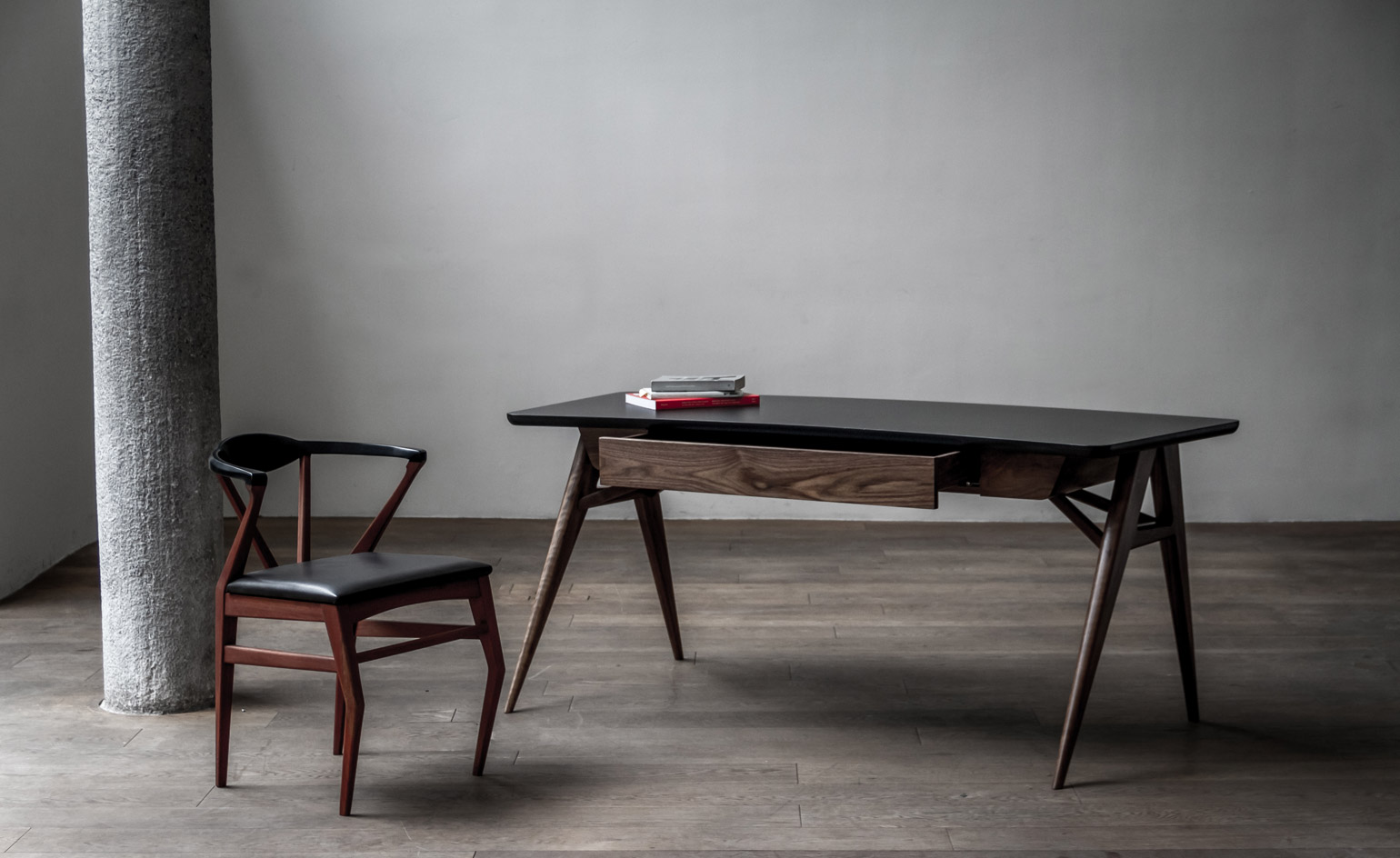 New design company luteca marries scandinavian design and for Chair new design