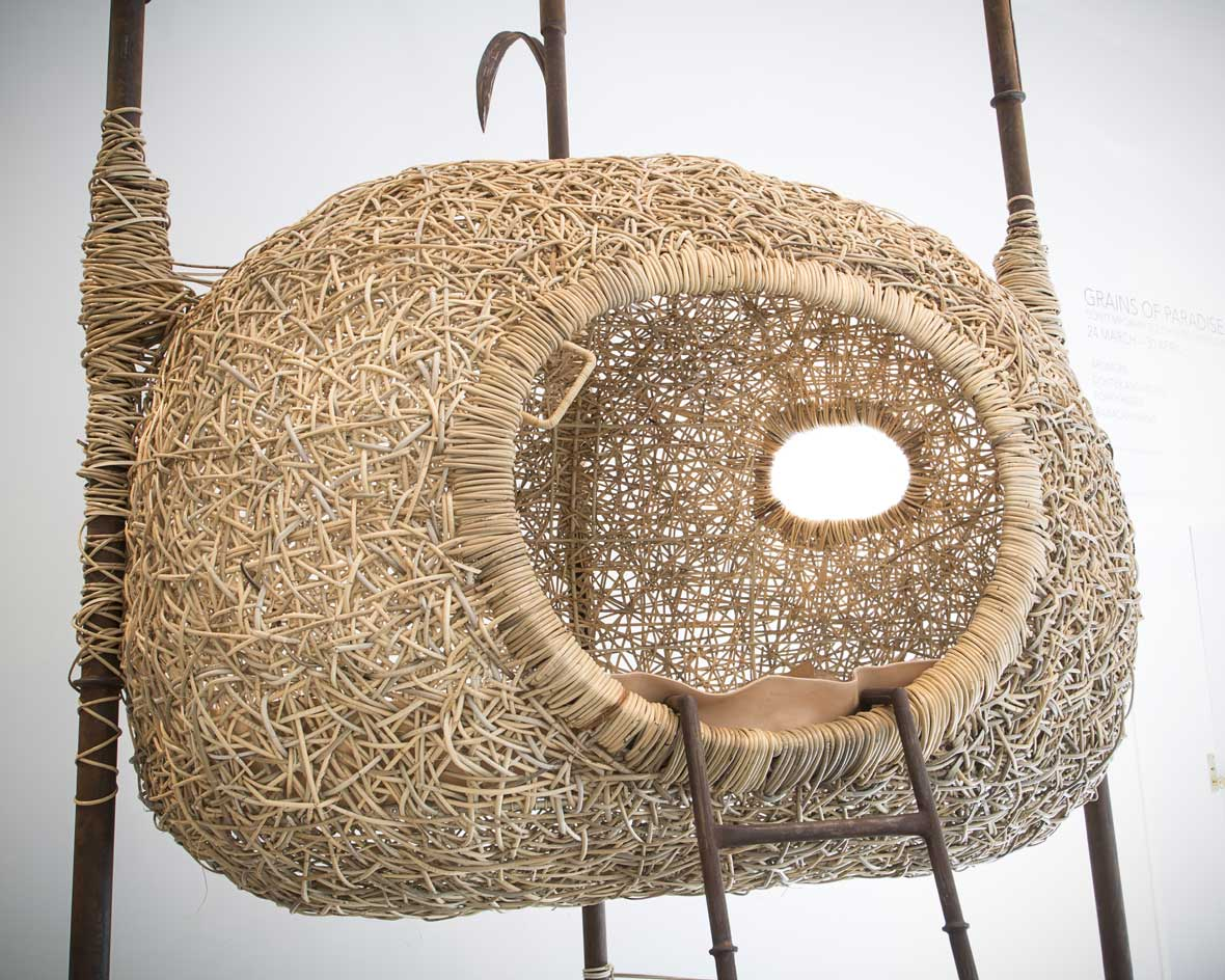 Grains of Paradise R & pany showcases the designers spicing things up on the African design