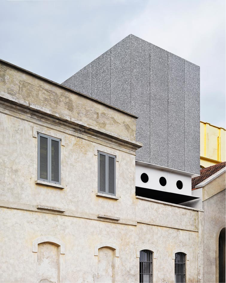 Miuccia s museum milan welcomes fondazione prada wallpaper for Prada foundation milan
