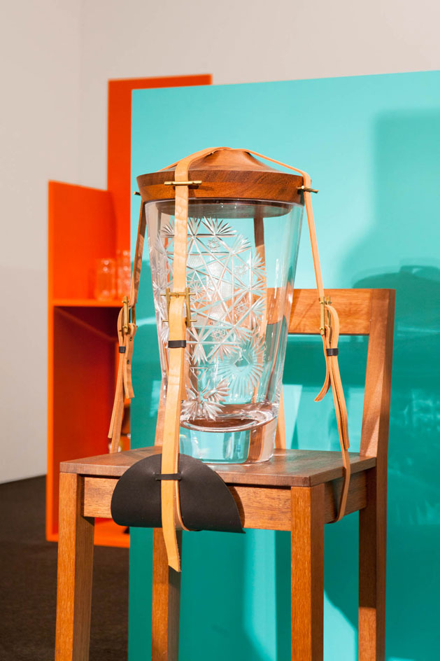 Crystal Clear Pop Up Sklo Glass Goes On Show At Prague