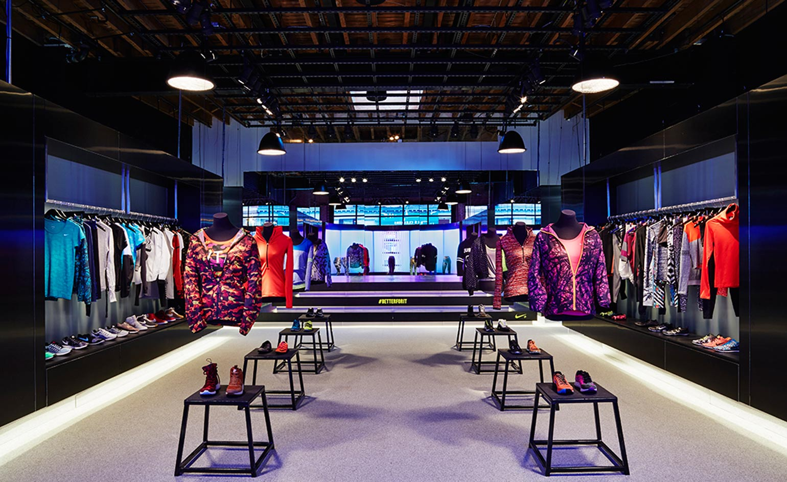 Working Up A Sweat Nike Launches Invitation Only Fitness