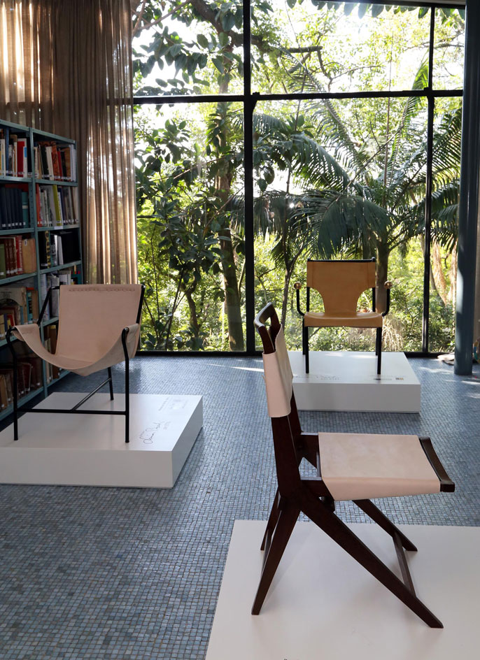 Second Life Etel Gives Lina Bo Bardi 39 S Furniture A New