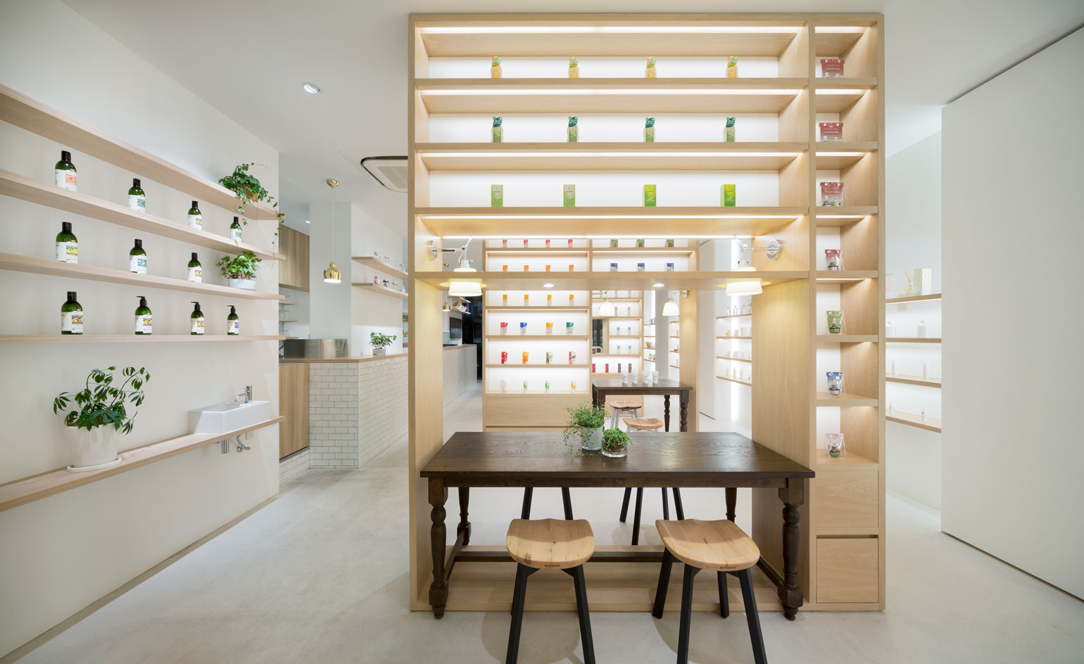 Beauty And The Book Nendo Designs Concept Store For