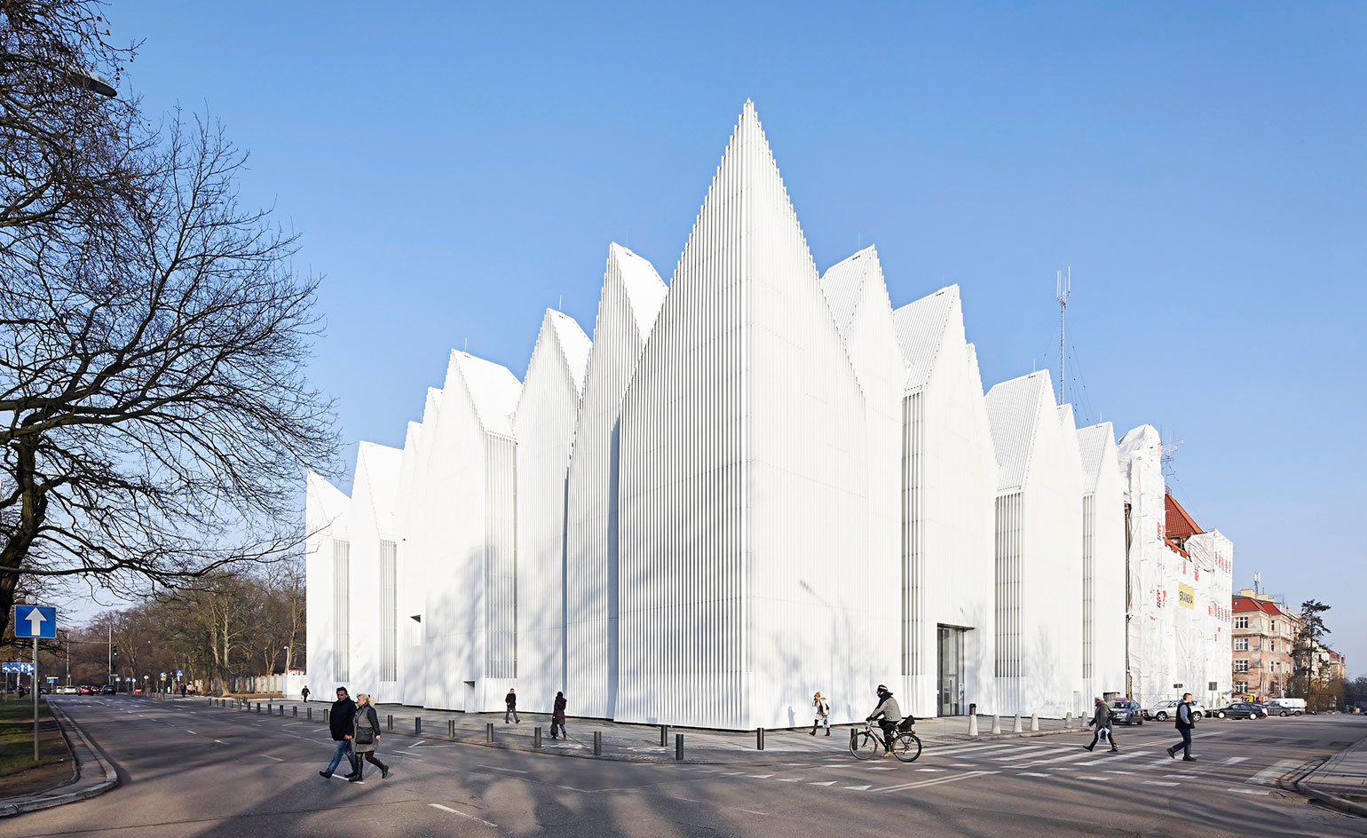 Letter from poland we chart the new wave of architecture for Is architecture