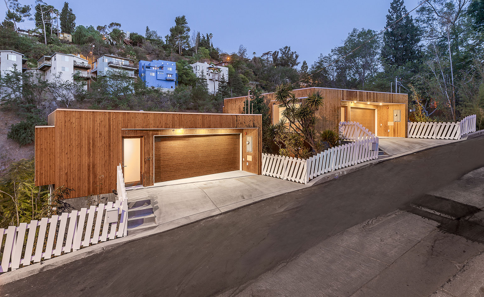 Like brother like sister two siblings design two new los - Maison car park los angeles anonymous architects ...