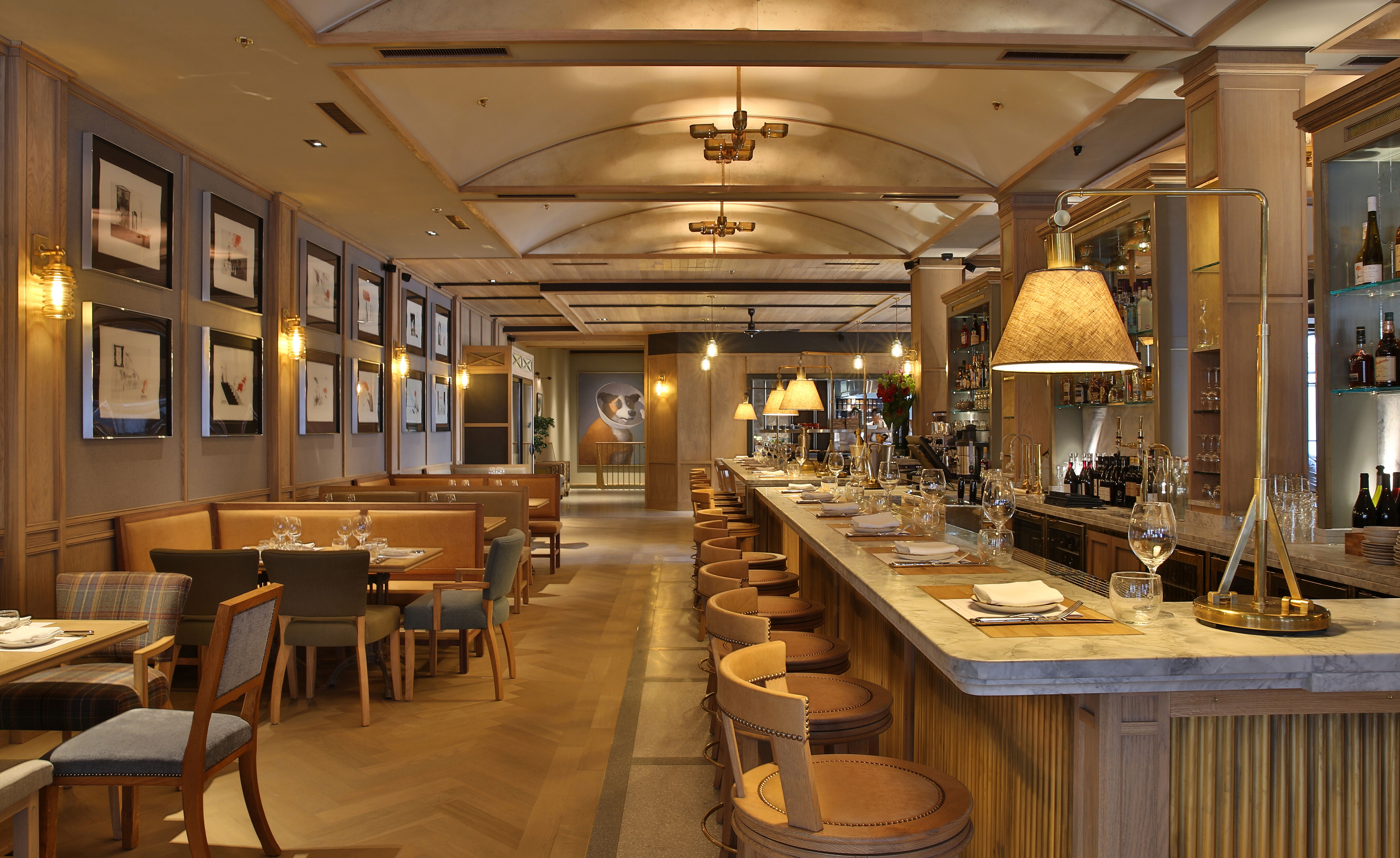 Percy founders restaurant review london uk wallpaper