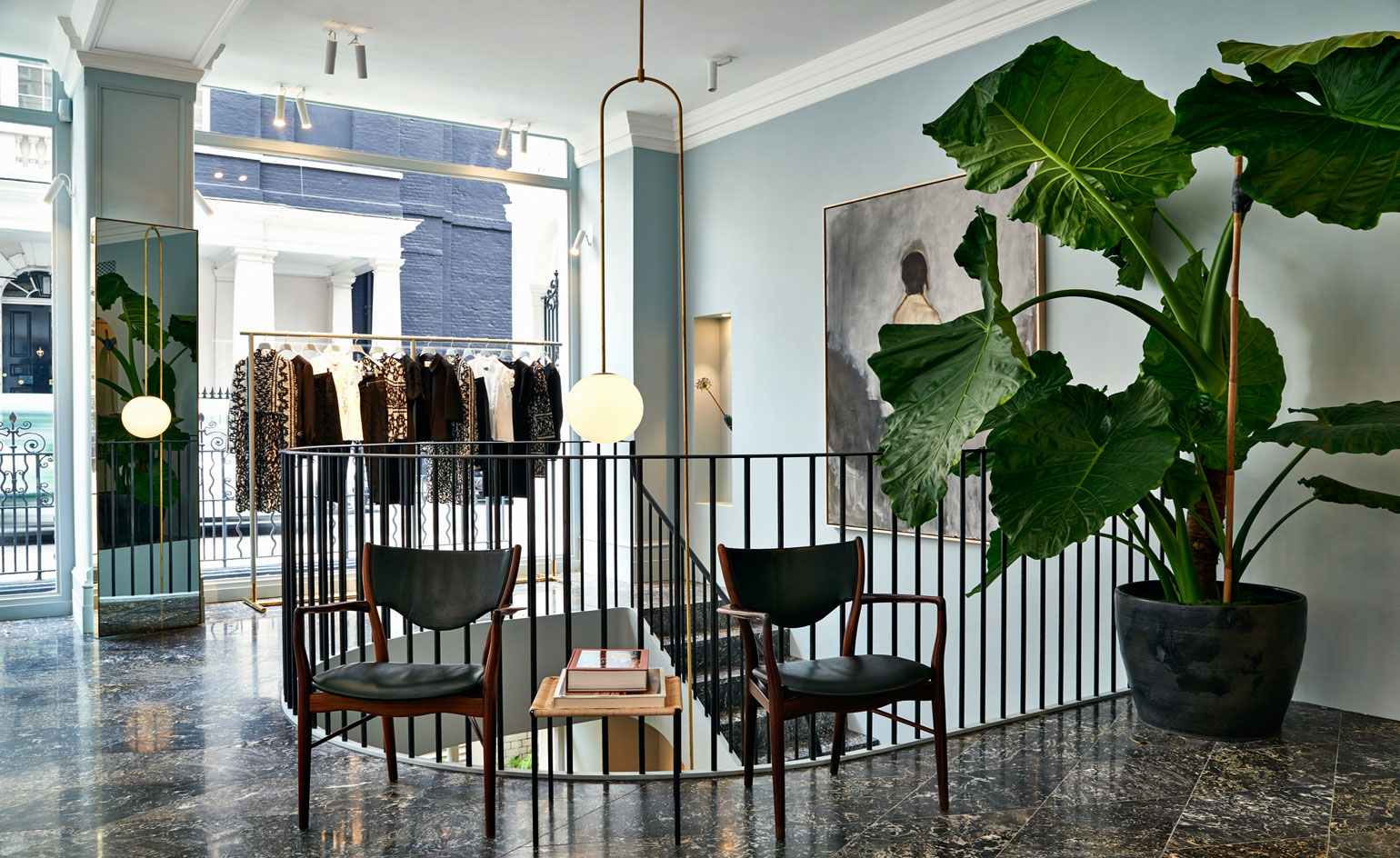 Mayfair pied terre erdem celebrates its 10th Interior design stores london