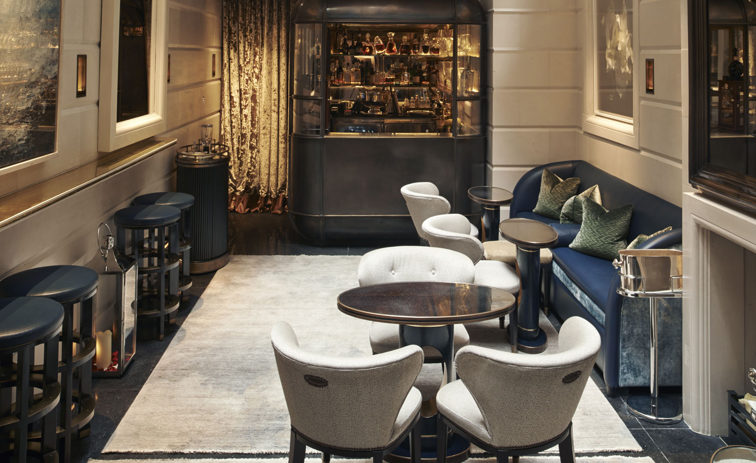 The Champagne Room At The Connaught Hotel Bar Review