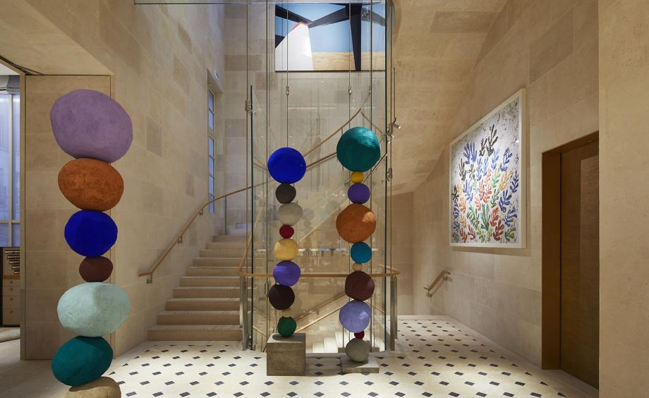 Stairways to retail heaven: the best treads in-store