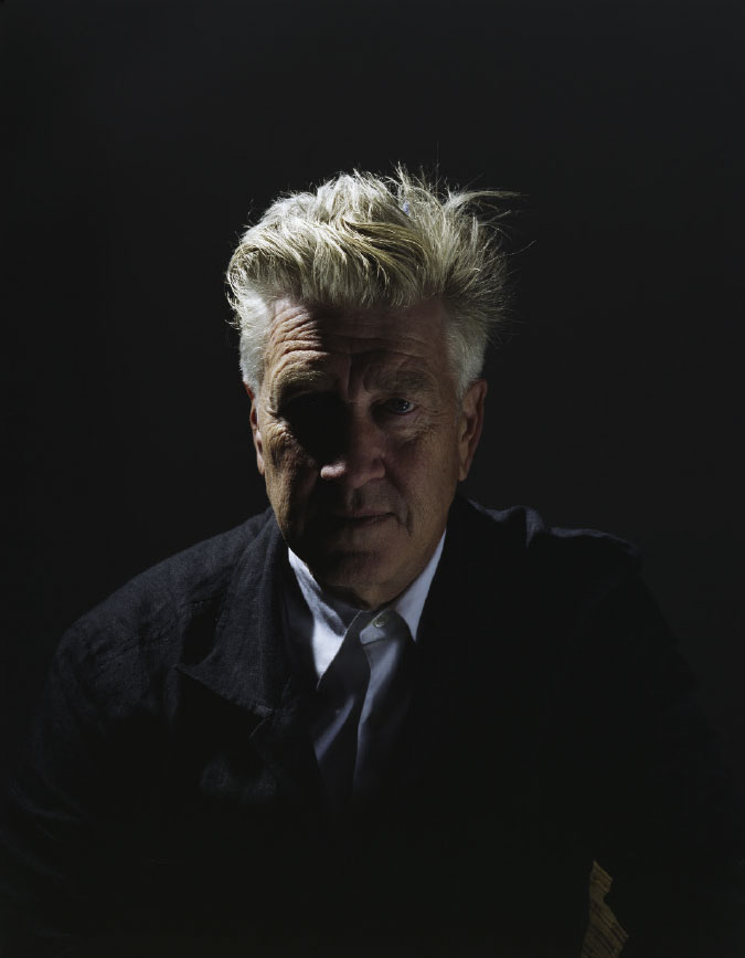 Film Director David Lynch On The Pursuit Of Happiness