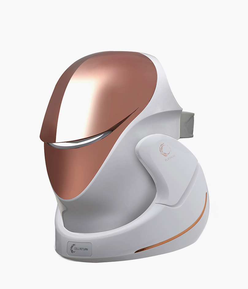 Fashion trends 2021 Cell ReturnLED mask
