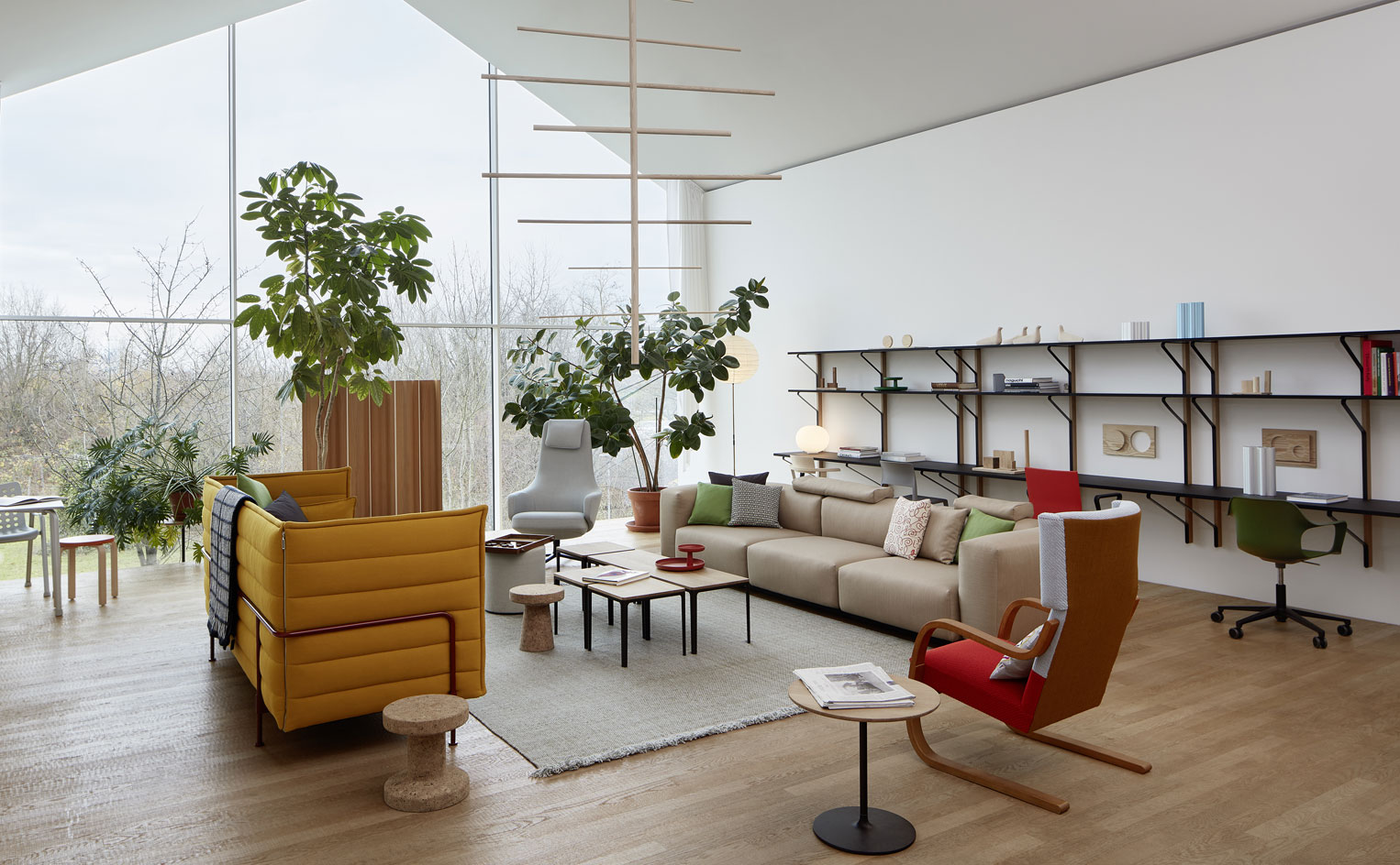 Jasper Morrison Dresses An Apartment At VitraHaus In