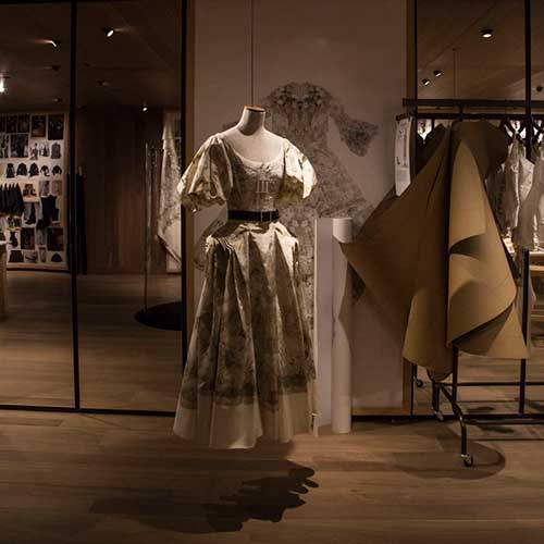 9a9e71e608f3d Alexander McQueen 'Unlocking Stories' London exhibition | Wallpaper*