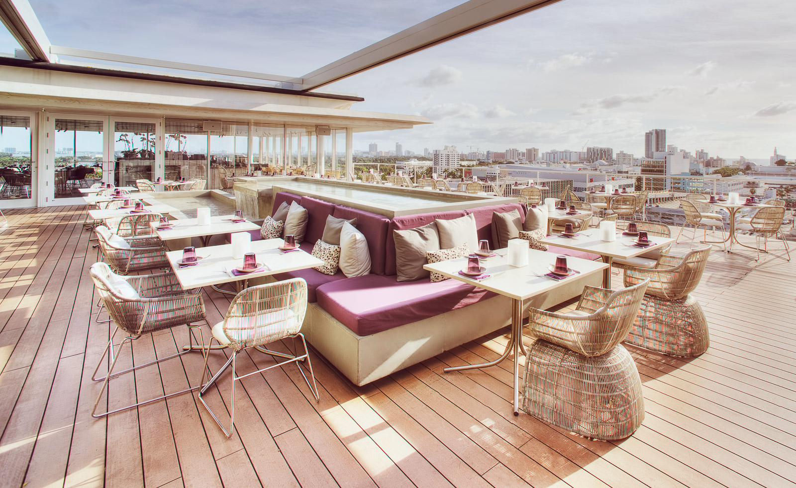 The Best Rooftop Bars In Miami For 2018 In Pictures