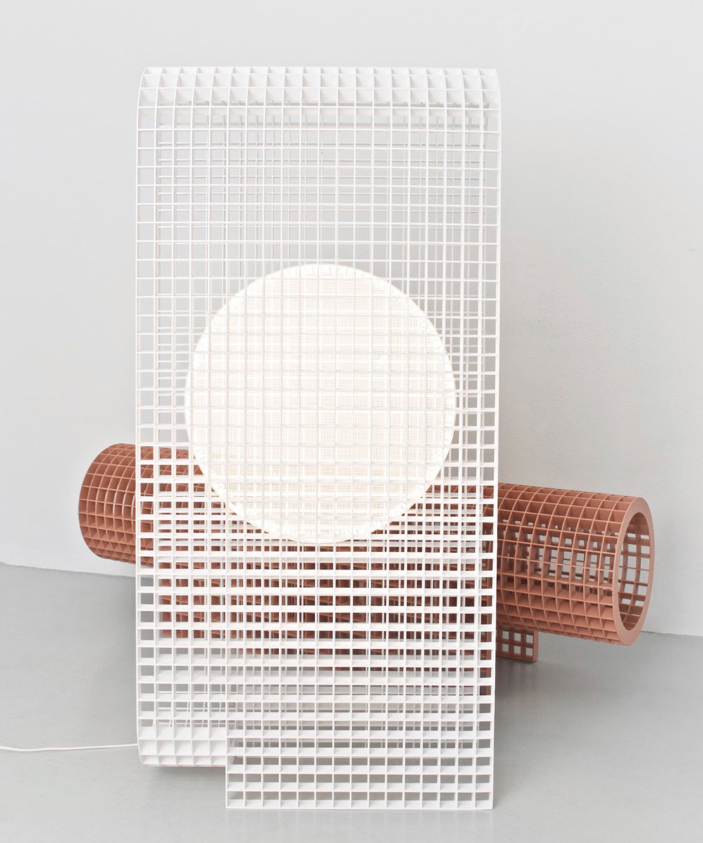 Matrix lamp by Os & Oos