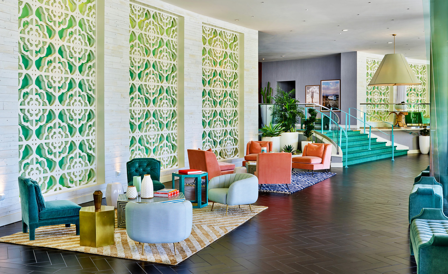 The 7 best palm springs hotels for 2018 wallpaper for Palm springs strip hotels