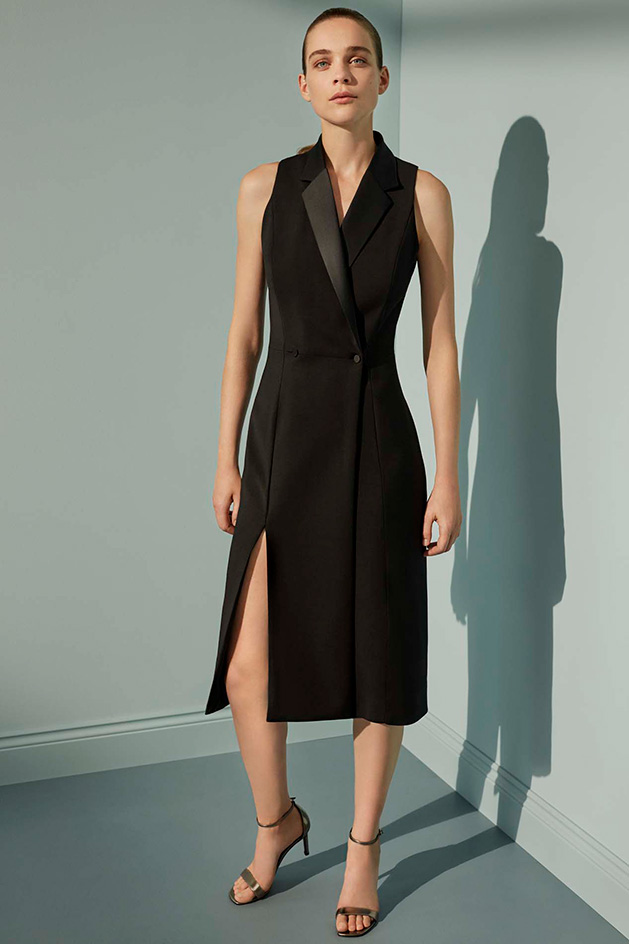 Paul Smith Tuxedo Collection tuxedo dress