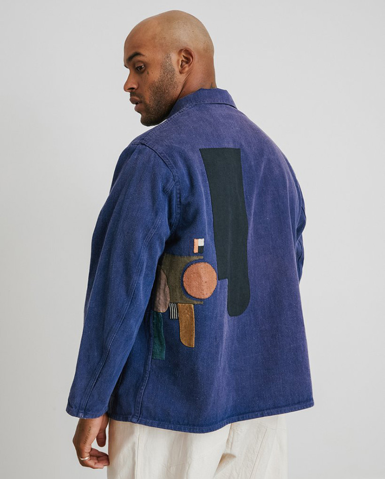 Craft Pogue x Adam Smock jacket