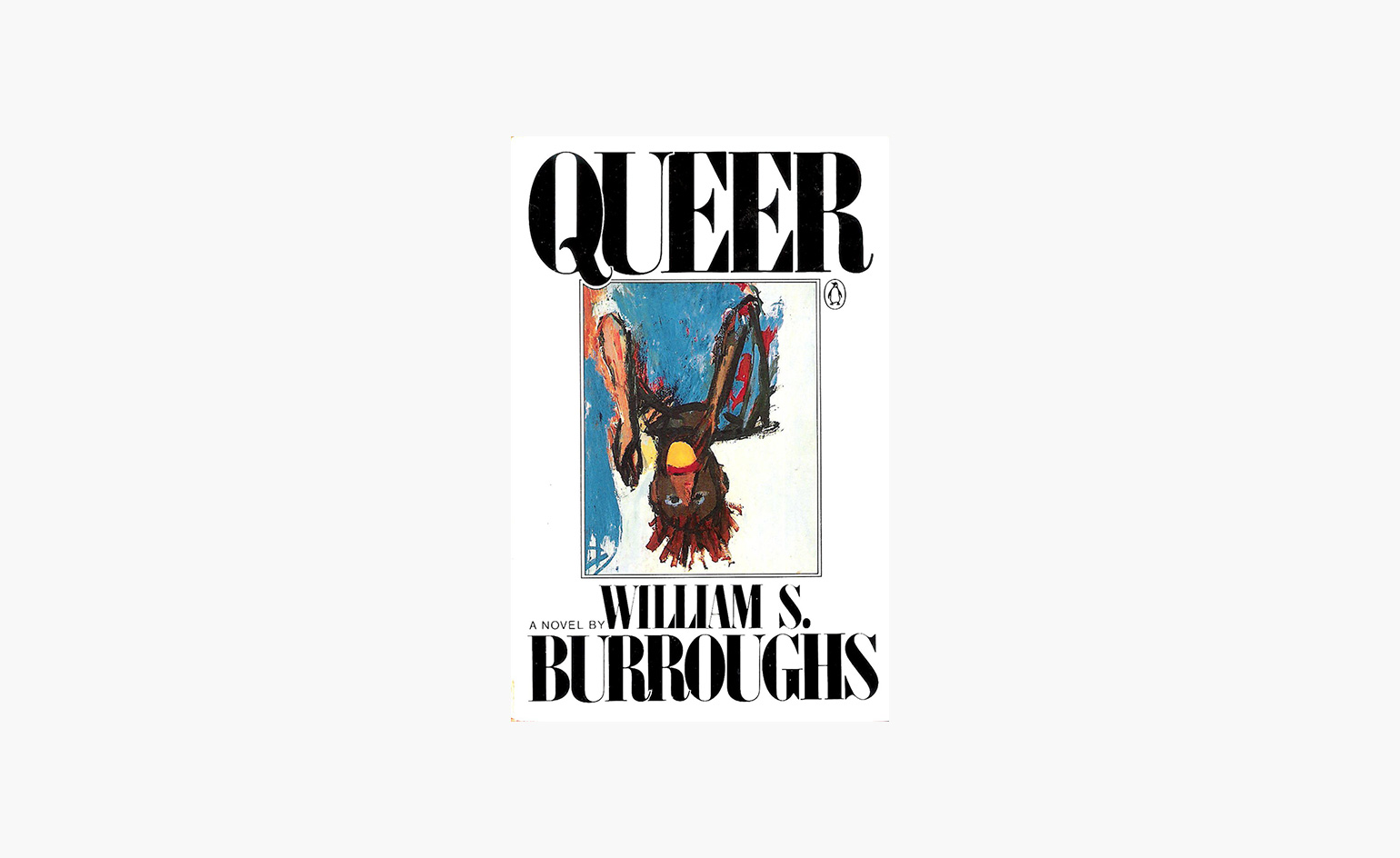 Queer – William S Burroughs book cover