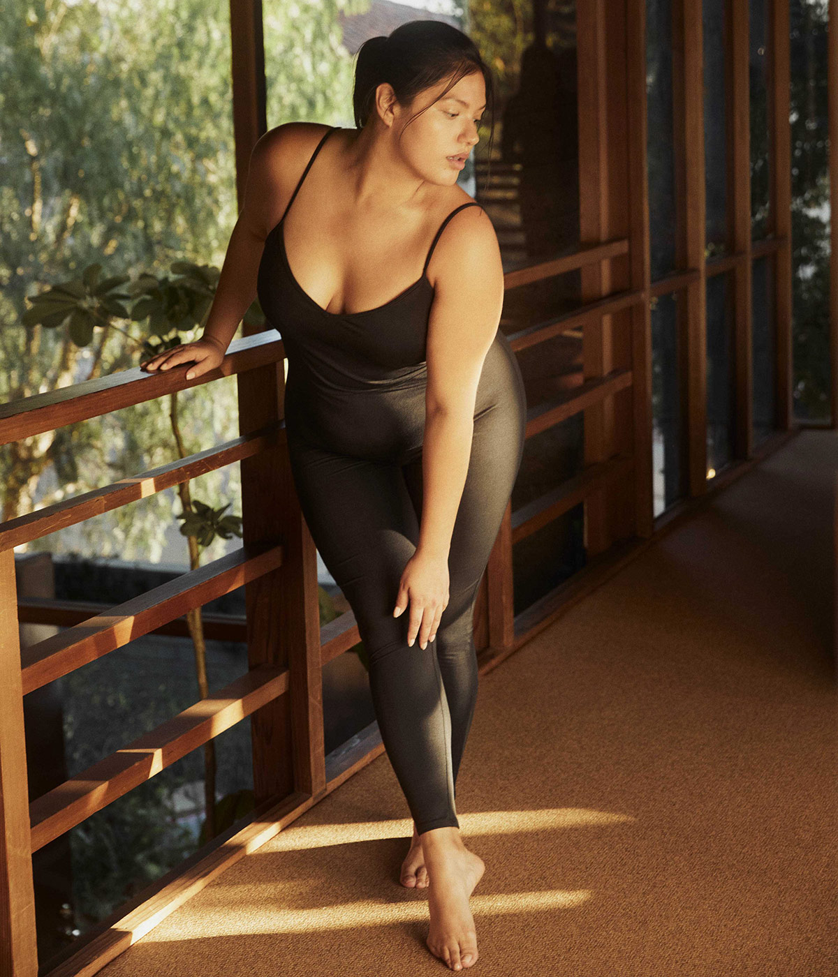 Activewear brands Reformation sustainable collection