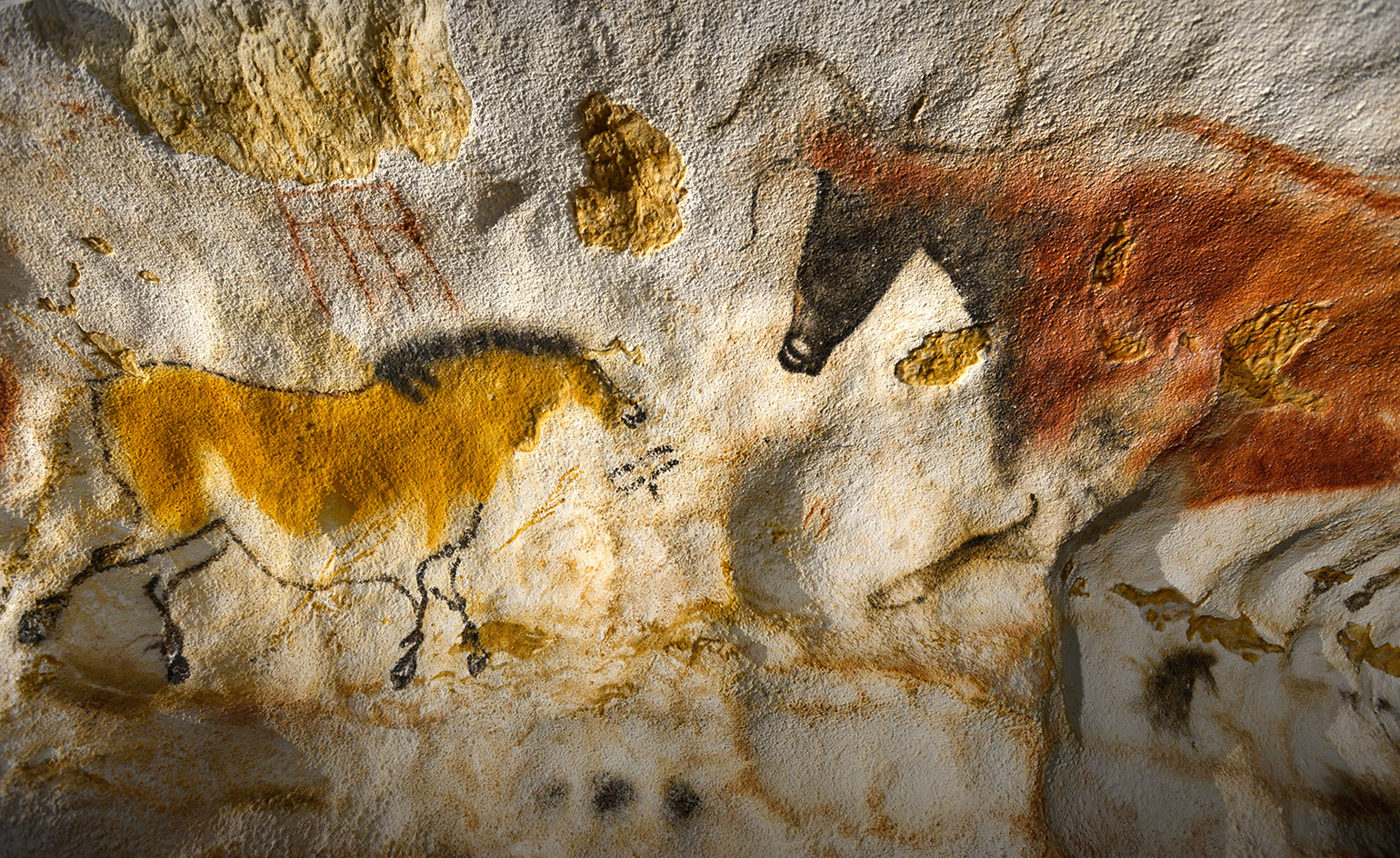 Sn hetta 39 s new cave painting centre reveals lascaux 39 s for Ame atelier du meuble environnemental inc