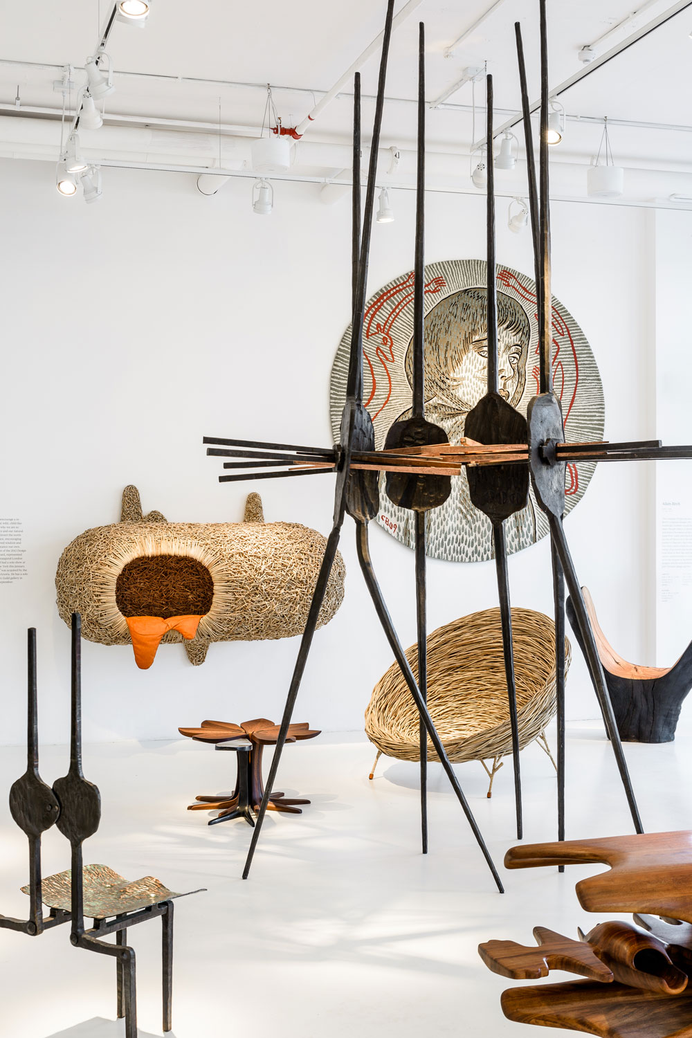 invited designers like Hamed Ouattara of Burkina Faso and Cheick Diallo  of Mali into their stable  to exhibit alongside established South African  names. GUILD opens gallery and concept store on V A s Silo District