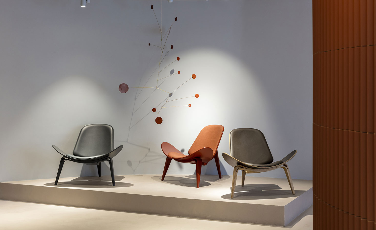 The new Carl Hansen flagship store in Stockholm