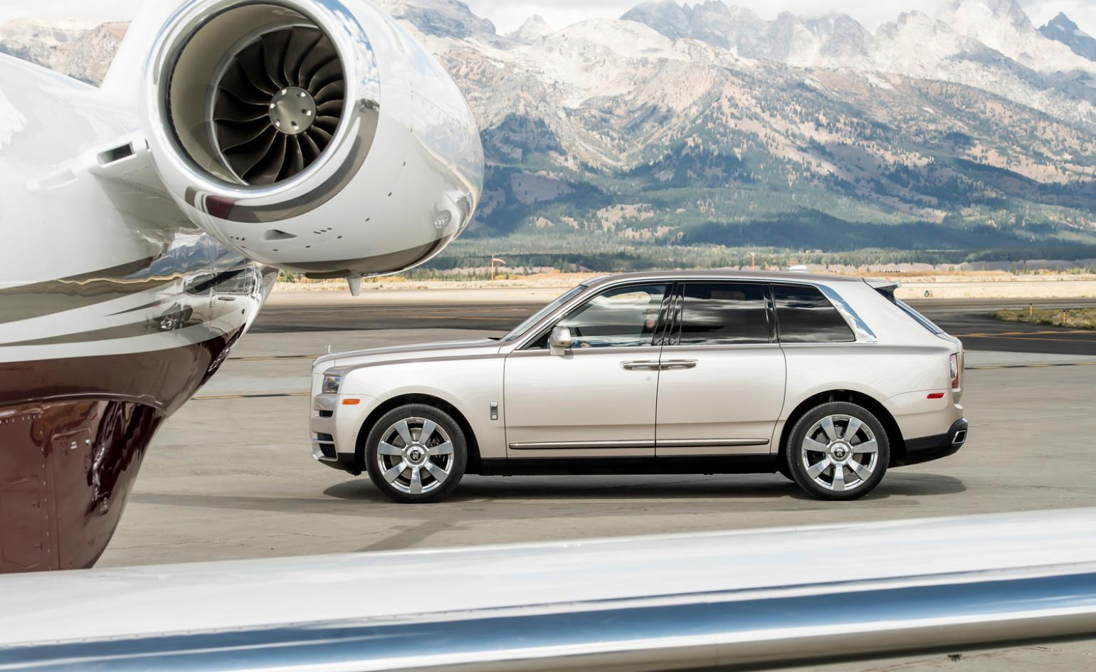 Can Rolls-Royce's bold new SUV conquer the peaks of luxury?