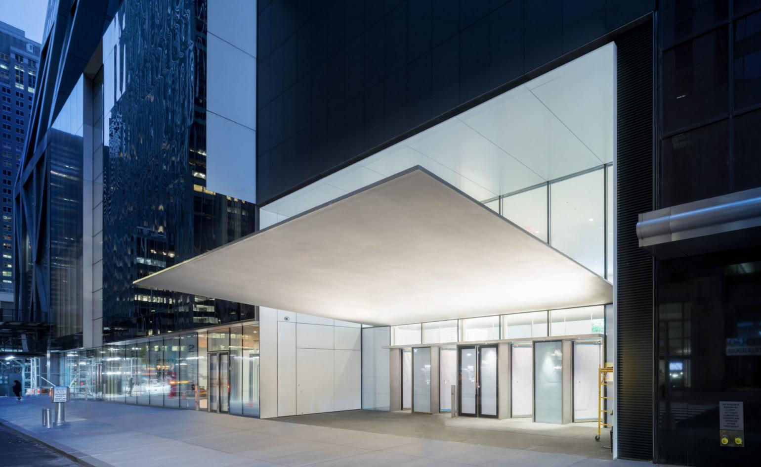 MoMA's latest expansion in New York by DS+R with Gensler