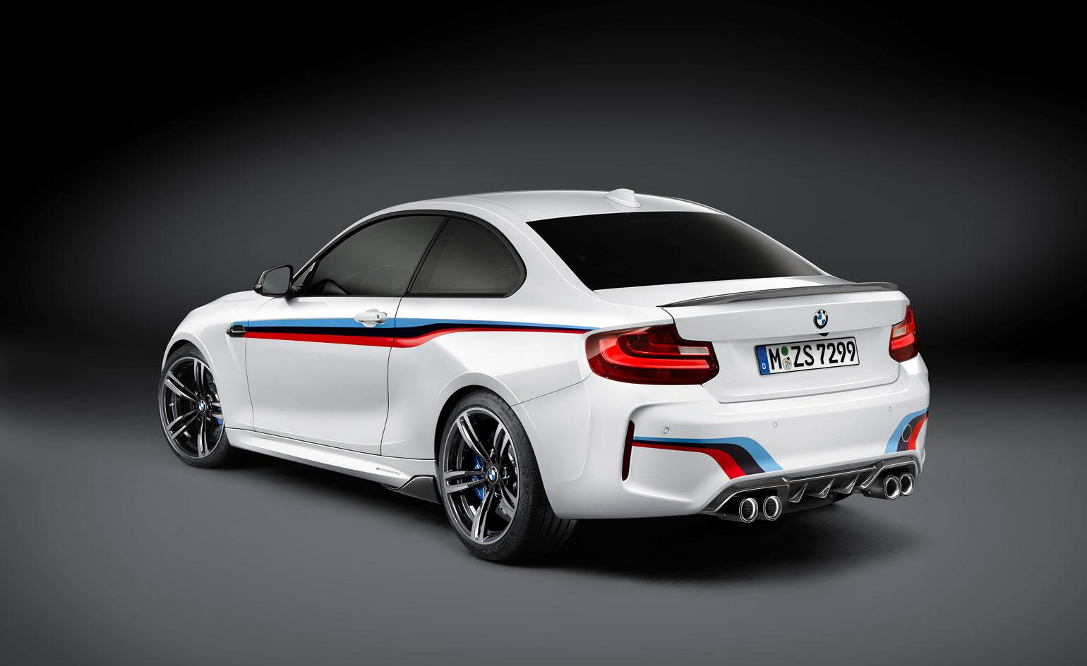 BMW's newest M2 Coupé is the ultimate sports car jewel ...
