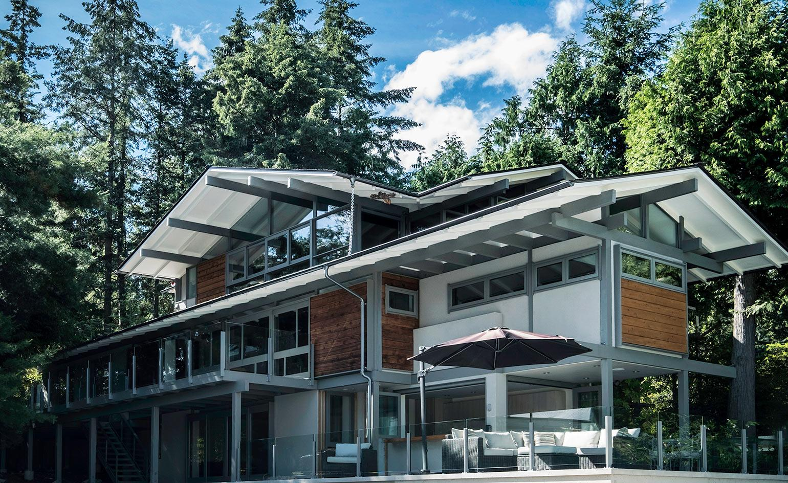 Round the houses: we join West Vancouver Museum's Modern Home Tour