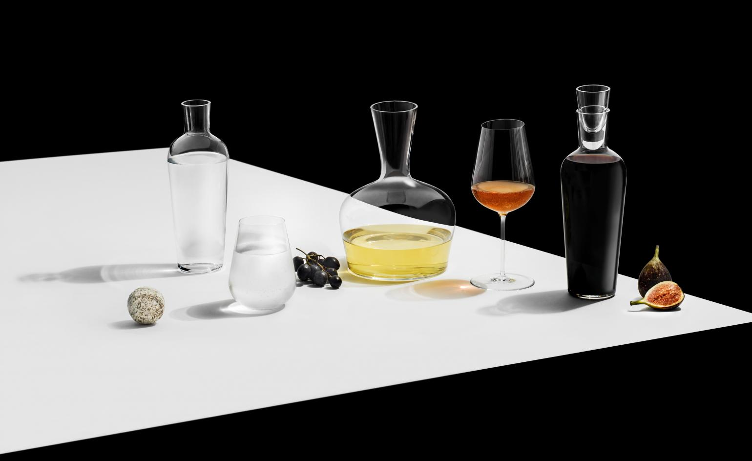 Introducing the only wine glass you'll ever need, designed by the world's best critic