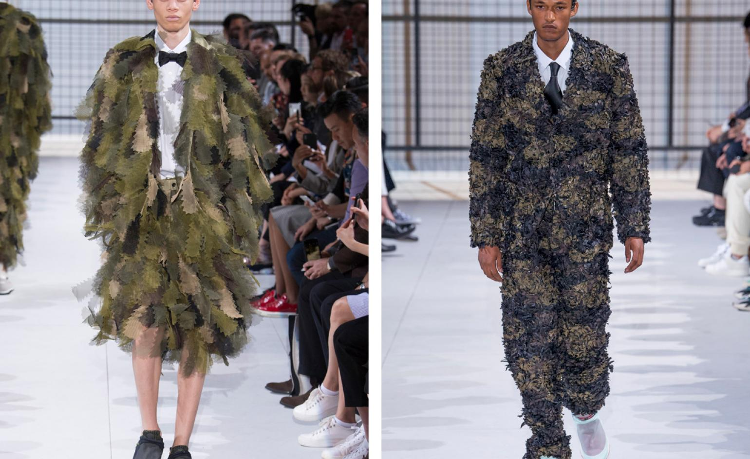 Men'sWallpaper Des 2019 Garçons Week Paris Ss Comme At Fashion XkOPZwiuT