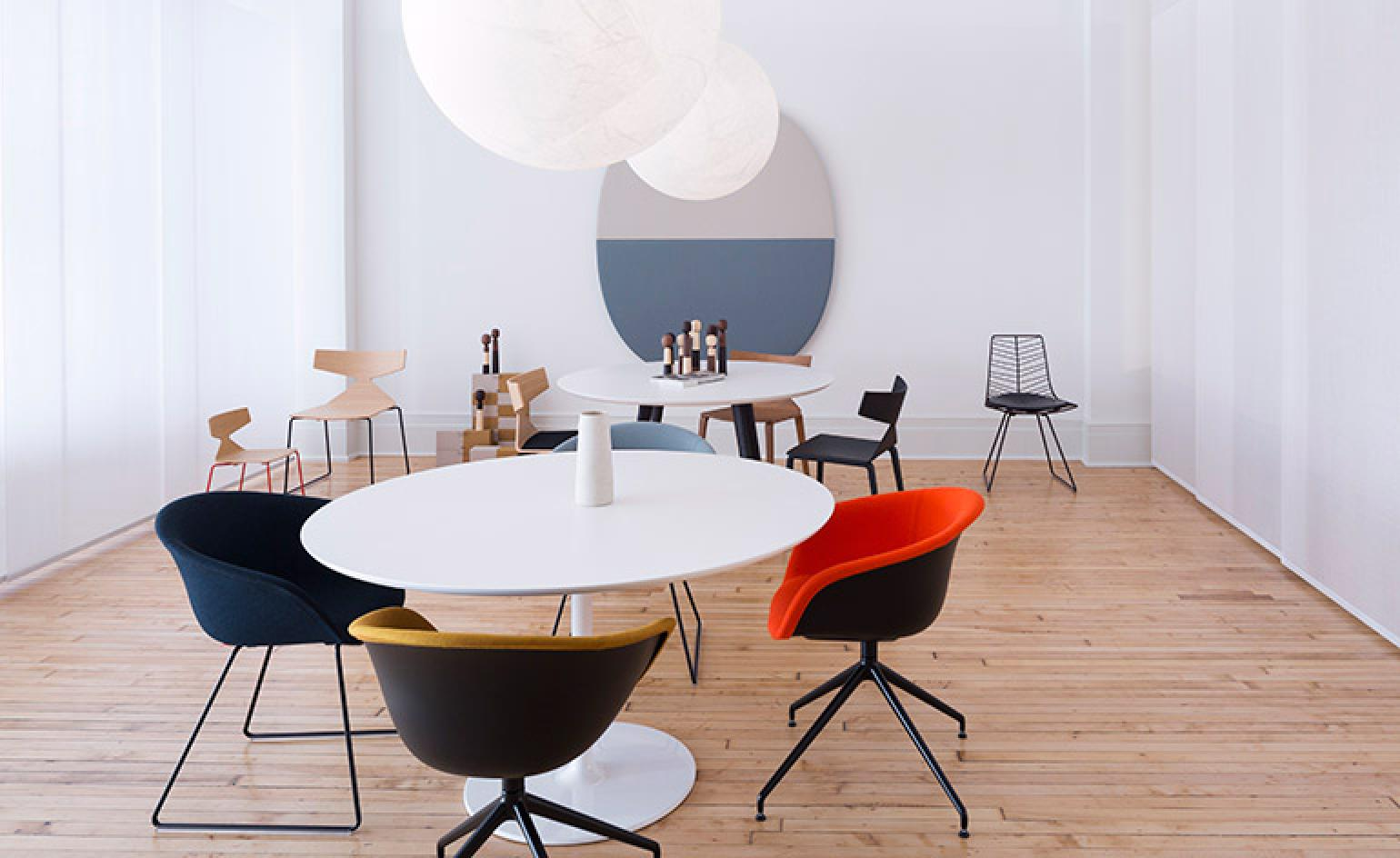 Arper Opens Its First Showroom In Nyc