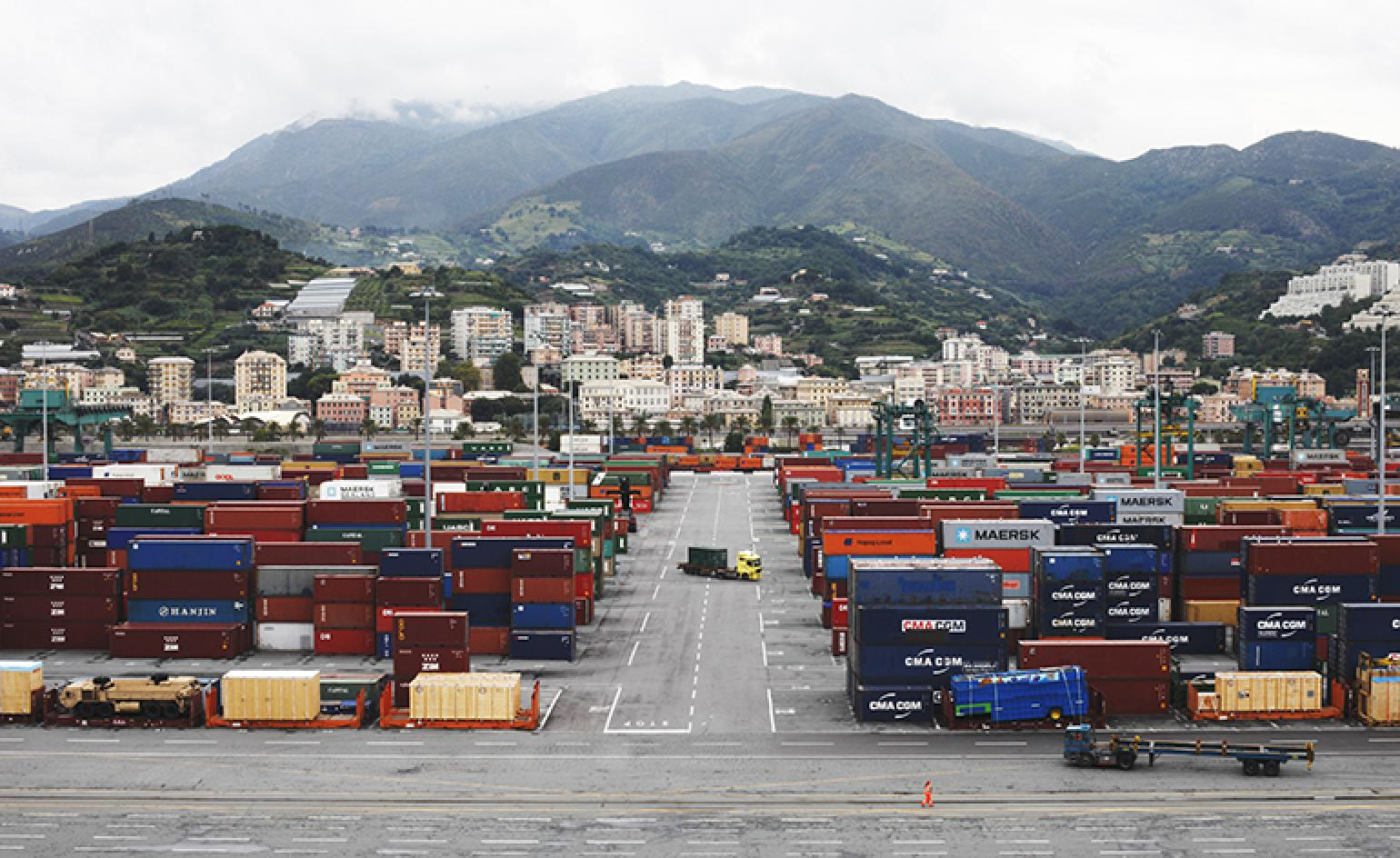 The Container Artist Residency Program Sets Sail Wallpaper