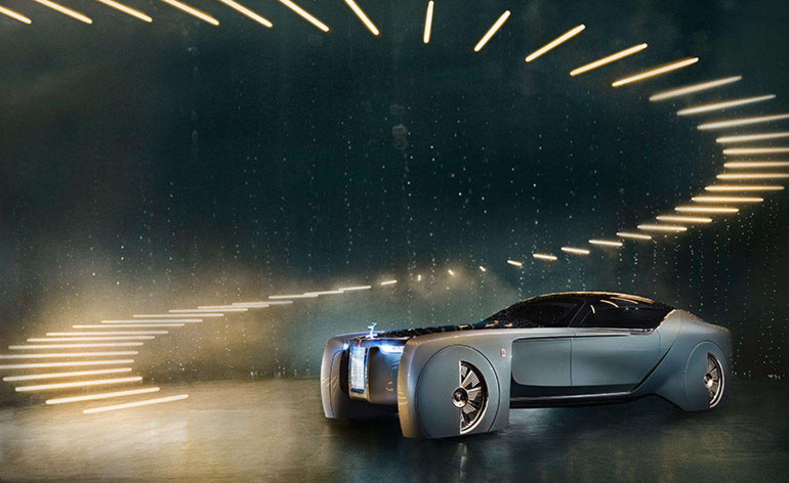 BMW celebrates centenary with The Next 100 Year concept ...