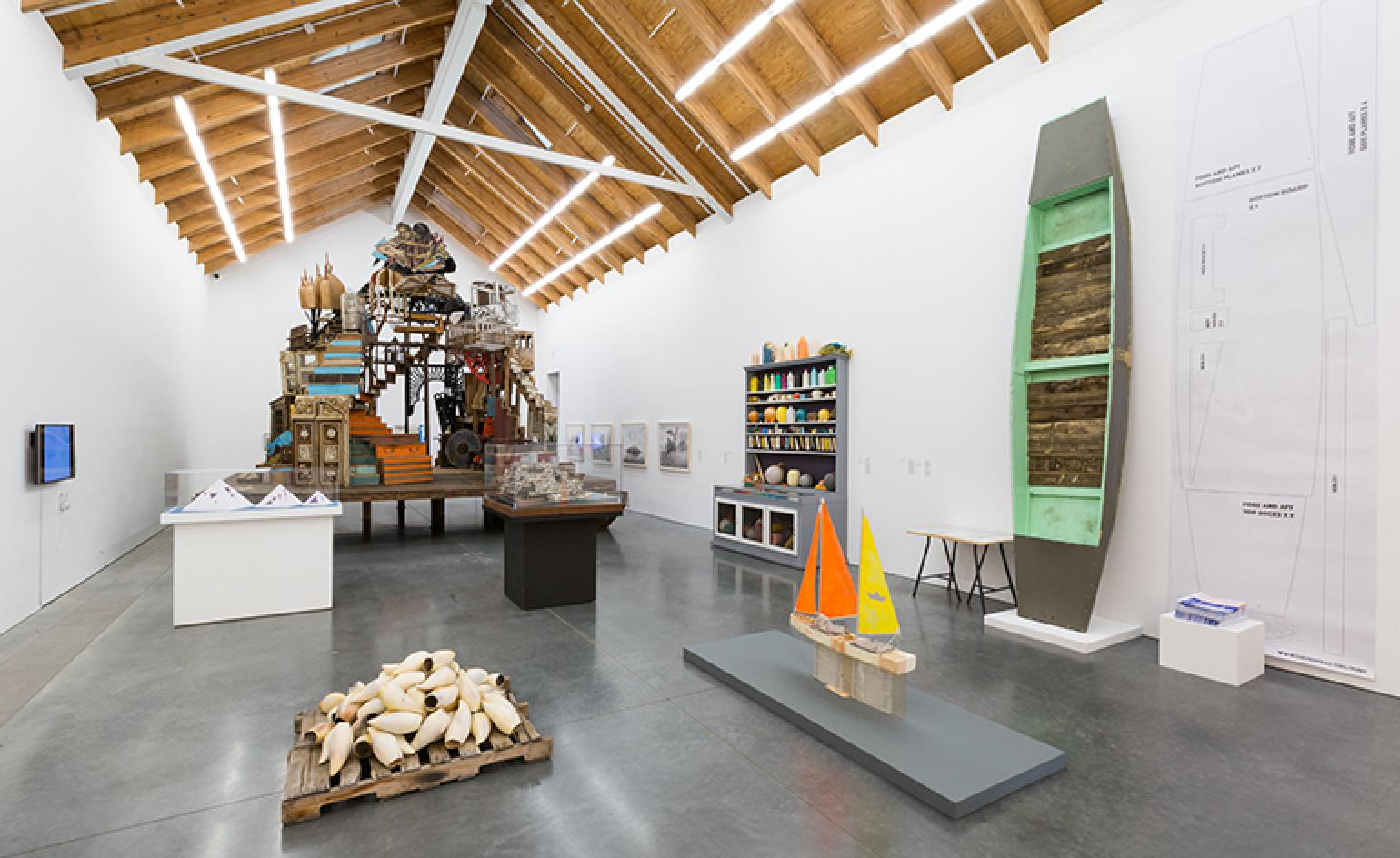 To the high seas: Parrish Art Museum devotes its latest show to 'offshore art'