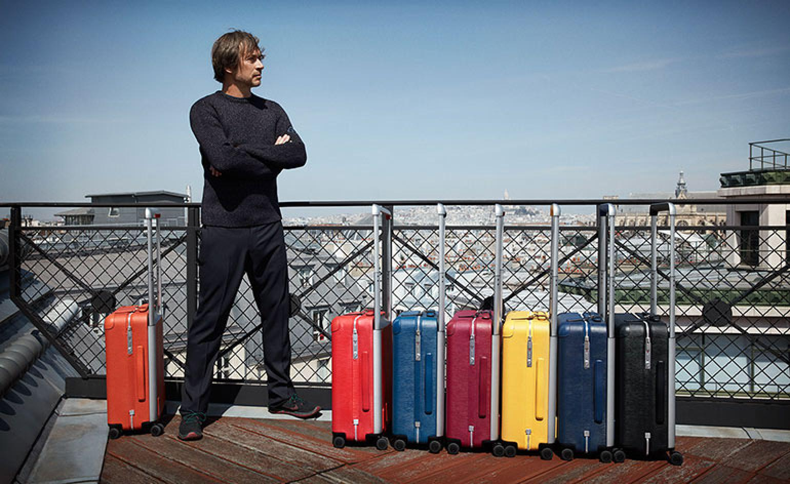 Marc Newson Designs The Ultimate Suitcase For Louis Vuitton Wallpaper